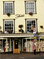 Sidmouth: Fields department store